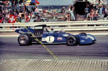 TYRRELL 002 Jackie Stewart 1972 South African GP  photo